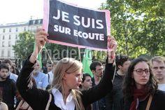 AFP   ImfDiffusion   FRANCE - PARIS - DEMONSTRATION - INTELLIGENCE BILL (citizenside.com - CS_114767_1252039 - CITIZENSIDE/CHRISTOPHE BONNET)