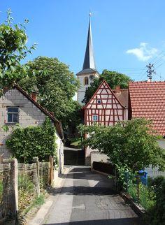 Hofheim in Unterfranken-Gossmannsdorf (Hassberge) BY DE