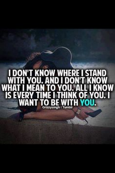 I don't know what this is but I just want to be with you ❤❤