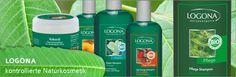 Naturalne szampony Logona