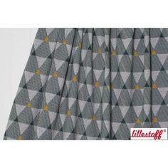 Dreiecke-Kombi, meliert