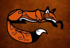 Fox by Agentotter