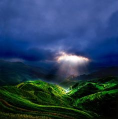 Amazing China Landscape Photography by Thierry Bornier - The Wall ...