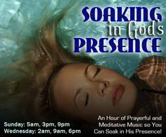 This radio station...is my go to place for worship...try it~