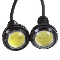 2pcs 18MM DRL led car Eagle Eye parking lights Daytime Running Light Waterproof eagle eye Tail working light Source fog lamp