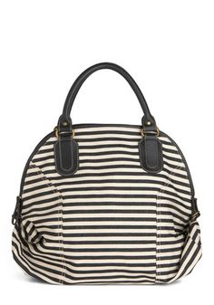 16e7907ea0 I like this striped bag from Modcloth because a) I love stripes and b)