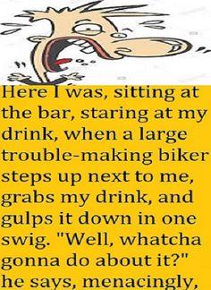 Funny Long Jokes, Clean Funny Jokes, Short Jokes, Mom Jokes, Funny Jokes For Adults, Funny Stuff, Funny Work, Funny Marriage Jokes, Funny Relationship Jokes