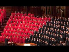 """The Mormon Tabernacle Choir sings """"God Be with You Till We Meet Again. Mormon Tabernacle, Tabernacle Choir, Hymns Of Praise, Praise Songs, Worship Songs, Lds Music, Gospel Music, Till We Meet Again, Families Are Forever"""