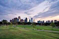Griggs Park in Uptown Dallas - Named after prominent African American pastor and community leader, Reverend Allen R. Griggs.  Photo Courtesy of: Justin Terveen