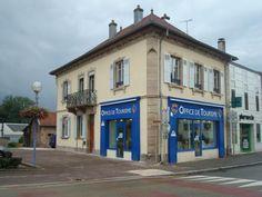 Office de Tourisme Rahin et Chérimont, Ronchamp, Haute-Saône