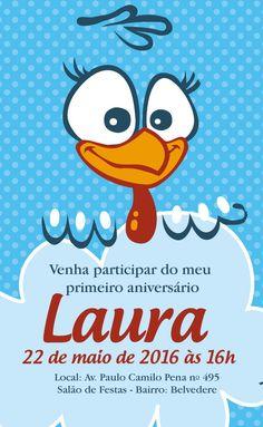 Convite virtual com o tema Galinha Pintadinha  para aniversário de menino ou menina.    Envio arquivo em resolução de tela, por email para ser enviado em redes sociais e whatsapp. arquivo em .jpg                                                                                                                                                                                 Mais