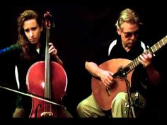 O Sacred Head Now Wounded - guitar/cello duet beautifully performed by Jack Marti & Elizabeth Montague.  This sorrowful melody has a lengthy history, included with their video.  Worth the read.