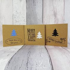 Kraft Christmas tree glitter cards 6 / 12 pack Handmade Christmas Tree Glitter, Christmas Tree And Santa, Merry Christmas Card, Handmade Christmas, Holiday Cards, Glitter Cards, Sell On Etsy, Greeting Cards Handmade, Best Gifts