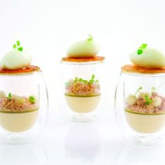 Anna Polyviou of The Shangri-La Hotel Sydney is one of Australia's most talented pastry chefs. Bringing a fun, cool twist to the world of pastry, the award-winning chef sAnna Polyviou of The Shangri-L...