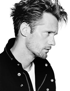 Alexander Skarsgard - I love you so much. And if you in real life is in any way similare to Eric Northman.oh my god. Eric Northman, Eric Zimmerman, Kanye West, Pretty People, Beautiful People, Pretty Guys, Skarsgard Family, Cute Actors, Tilda Swinton