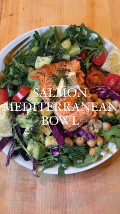 Fast Healthy Meals, Healthy Dishes, Healthy Meal Prep, Easy Healthy Recipes, Low Carb Recipes, Whole Food Recipes, Healthy Snacks, Healthy Eating, Mediterranean Diet Meal Plan