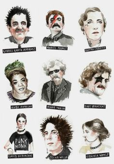 Punk Rock Writers Journal by Wendy MacNaughton http://www.amazon.com/dp/1452137811/ref=cm_sw_r_pi_dp_RkQTvb1W8W2MR