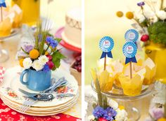 County Fair Party from One Charming Party