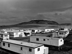 Robert Adams: New Topographics Mobile Homes