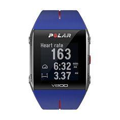 Polar V800 GPS Sport Watch with Heart Rate Monitor, Blue Polar http://www.amazon.com/dp/B00K1JD0MK/ref=cm_sw_r_pi_dp_5ReTub0C20Q3T