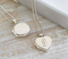 Silver Locket Necklace | Pottery Barn Kids