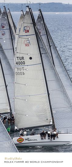 2013 Rolex Farr 40 World Championship #Yachting #RolexOfficial
