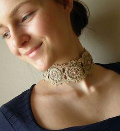 Náhrdelníky - Ružová perla - náhrdelník... - 5144331_