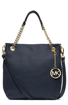 MICHAEL Michael Kors Jet Set - Medium Chain Shoulder Tote available at #Nordstrom like it newest.