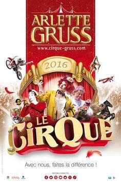 Une entrée pour le cirque arlette gruss a bordeaux (ou un autre cirque:p)
