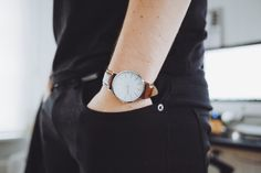 Chestnut Watch - UltraLinx Store - Buy Here: ultralinxstore.com.
