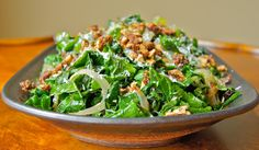 Healthy and Gourmet: Coconut Kale