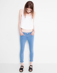:JEANS BAGGY #yeah
