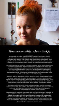 Anna Kokki. Muutosmuotoilu on niin eettistä. Joulukuu 2014.