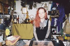 an iconic nyc witch talks female empowerment and psychic development