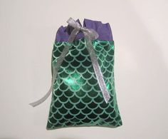 Little Mermaid Party Favor Bags