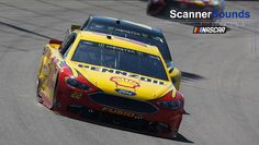 VIDEO:    Best in-car audio from Phoenix  -  March 22, 2017 :  Listen to all the action from the Camping World 500, from Joey Logano blowing a tire late in the race, to Ryan Newman's first win in 127 races.