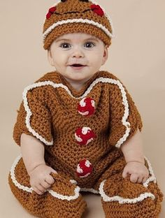DISFRACES INFANTILES TEJIDOS A CROCHET-GANCHILLO v
