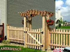 Image result for picket fences
