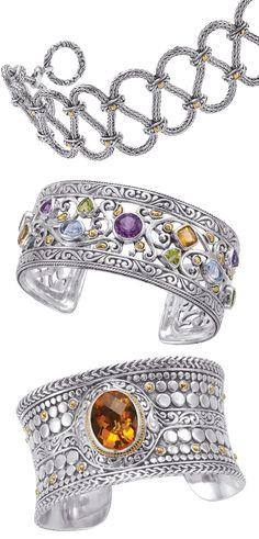 samuel behnam   Samuel B., Silver Jewelry Designer of Distinction   Savor Silver