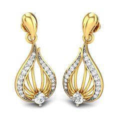 PARISA DIAMOND EARRING