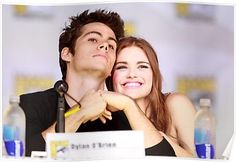 Uploaded by Mariana Pinto. Find images and videos about teen wolf, dylan o'brien and stiles stilinski on We Heart It - the app to get lost in what you love. Stiles Teen Wolf, Teen Wolf Stydia, Teen Wolf Dylan, Teen Wolf Cast, Stiles And Lydia, Teen Wolf Memes, Malia Tate, Derek Hale, Lydia Martin