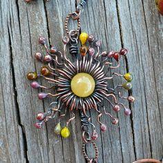 copper washer jewelry by Melissa Meman via Google Search