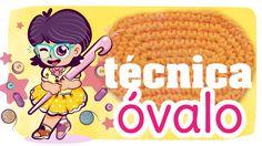 Óvalo Básico - TUTO Crochet #05