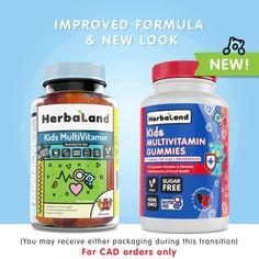 Multivitamin Supplements, Best Multivitamin, Vegan Gummies, Vitamins For Kids, Natural Vitamin E, Pantothenic Acid, Organic Fruit, Natural Flavors