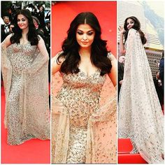 The beauty, Aishwarya Rai Bachchan is back at the Cannes International Film Festival for the 15th time in a row and she