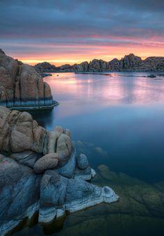 ˚Watson Lake - Prescott, Arizona