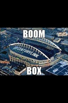 CenturyLink Field is located in Seattle WA, and is the home of the Seattle Seahawks and Seattle Sounders of MLS. Check out our tickets and Seating Charts Seahawks Memes, Seahawks Fans, Seahawks Football, Nfl Football Teams, Best Football Team, Mls Soccer, Football Season, Panthers Football, Football Stuff