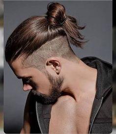 """Résultat de recherche d'images pour """"man bun undercut style"""""""