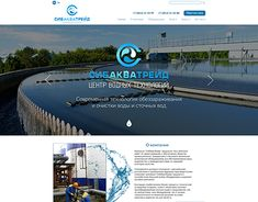 "Check out new work on my @Behance portfolio: ""site for water cleaning company"" http://be.net/gallery/59167905/site-for-water-cleaning-company"