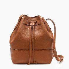 Trending On ShopStyle - J.Crew Downing Bucket Bag